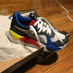 Puma RSX Toy Sneakers (brand new)